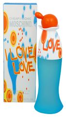 Moschino Cheap & Chic I Love Love - woda toaletowa