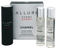 Chanel Allure Homme Sport - EDT (3 x 20 ml)