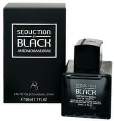 Antonio Banderas Seduction In Black - woda toaletowa