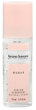 Bruno Banani Woman - deodorant s rozprašovačem 75 ml