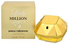 Paco Rabanne Lady Million - woda perfumowana