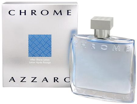 Azzaro Chrome - after shave 100 ml