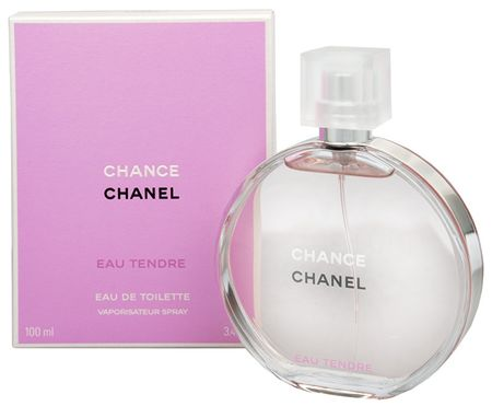 Chanel Chance Eau Tendre - woda toaletowa 100 ml
