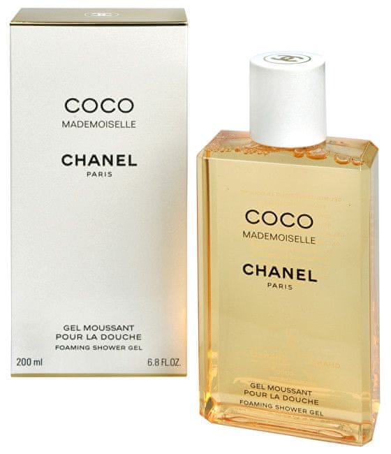 Chanel Coco Mademoiselle sprchový gel 200 ml