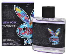 Playboy New York Playboy - woda toaletowa