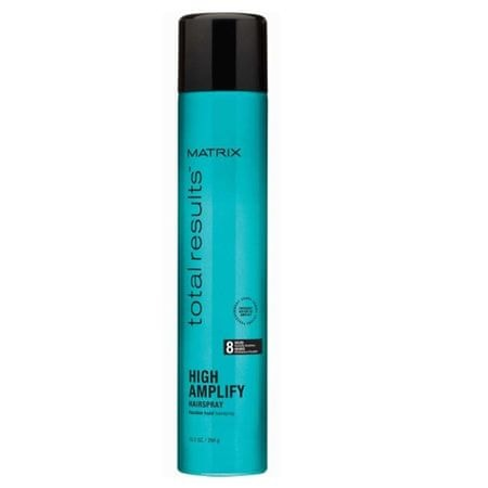 Matrix Lak pre vlasy bez objemu Total Results High Amplify(Volume Hairspray) 400 ml