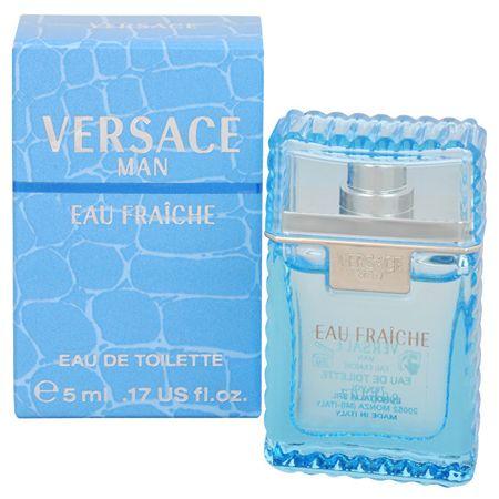 Versace Eau Fraiche Man - miniatúra EDT 5 ml