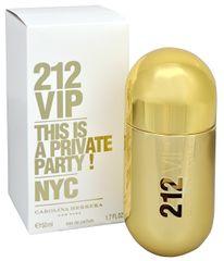 Carolina Herrera 212 VIP - woda perfumowana