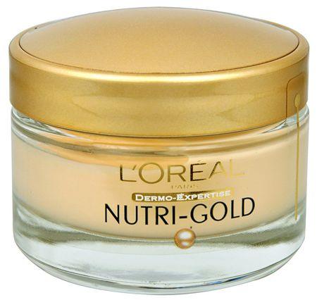 L'Oréal Nutri-Gold extra tápláló nappali krém 50 ml