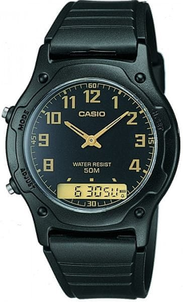 Casio Collection AW-49H-1BVEF 8311eba9d5
