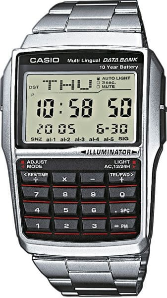 Casio Data Bank DBC-32D-1AEF