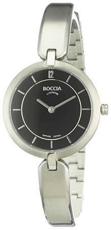 Boccia Titanium ubierz 3164-02