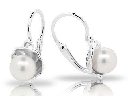 Cutie Jewellery Dětské náušnice C2394-10-C4-S-2 stříbro 925/1000