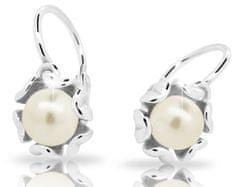 Cutie Jewellery Dětské náušnice C2396-10-C2-S-2 stříbro 925/1000