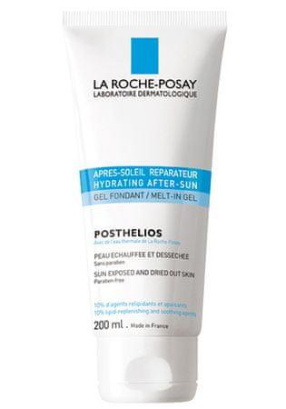 La Roche - Posay Posthelios napozás utáni hidratáló gél(Melt-In Gel) (mennyiség 200 ml)