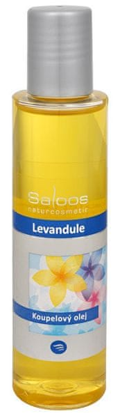 Saloos Koupelový olej - Levandule (Objem 500 ml)