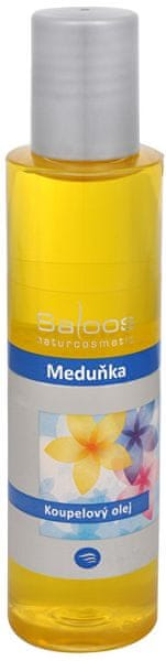 Saloos Koupelový olej - Meduňka (Objem 500 ml)