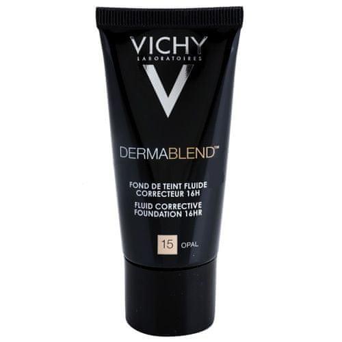 Vichy Fluidní korektivní make-up Dermablend 16H SPF 35 30 ml (Odstín 25 Nude)