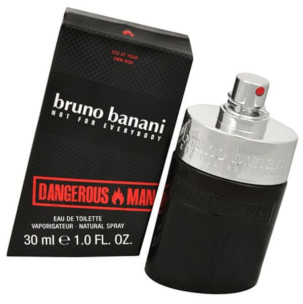 Bruno Banani Dangerous Man - EDT 50 ml pro muže