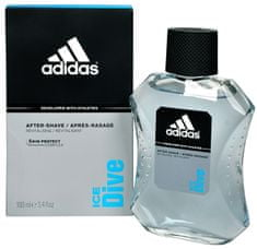 Adidas Ice Dive - after shave