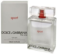 Dolce & Gabbana The One Sport For Men - woda toaletowa