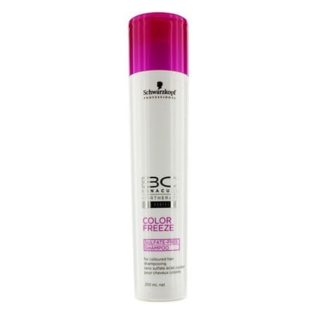 Schwarzkopf Prof. Bezsulfátový šampón pre zachovanie farby Color Freeze (Sulfate Free-Shampoo) (Objem 1000 ml)