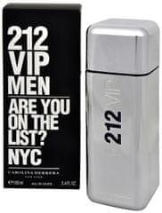 Carolina Herrera 212 VIP Men - woda toaletowa