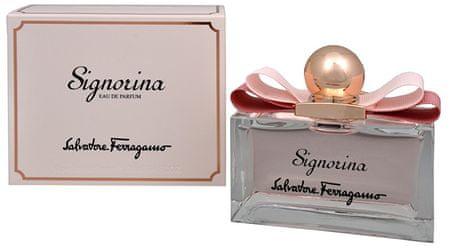 Salvatore Ferragamo Signorina - woda perfumowana 100 ml