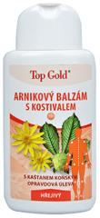 Chemek TopGold - Arnikový balzám s kostivalem a kaštanem koňským - hřejivý 200 ml