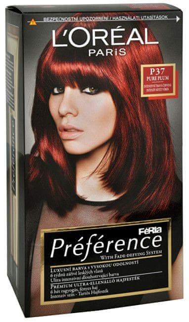L'ORÉAL PARIS Barva na vlasy Féria Préférence (Odstín 102 Velmi velmi světlá blond duhová)