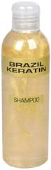 Brazil Keratin Zlatý šampon pro poškozené vlasy (Shampoo Anti-Frizz Gold)