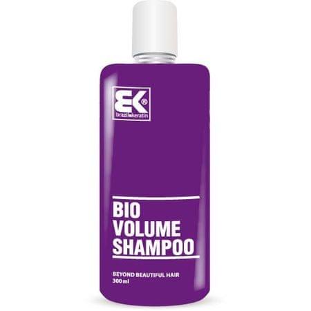 Brazil Keratin Volumennövelő sampon (Shampoo Volume Bio) (kötet 300 ml)