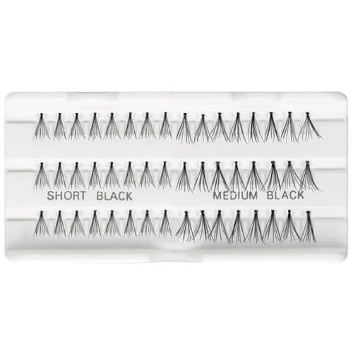 Artdeco Umělé řasy v trsech (Permanent Lashes) (Varianta 1 Short)