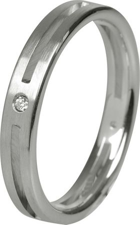 Zero Collection Snubný prsteň ZSQ04017 (Obvod 64 mm)