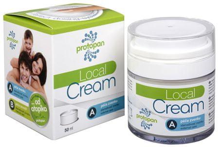 Herbo Medica Protopan® Local cream - promašťovací krém 50 ml