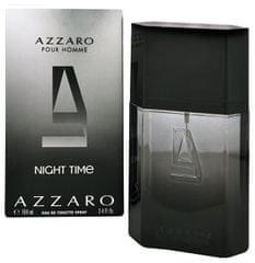 Azzaro Pour Homme Night Time - woda toaletowa