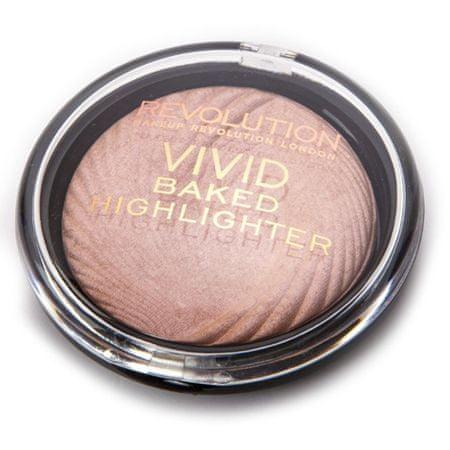 Makeup Revolution Rozjasňovač (Highlighter) 7,5 g (Odtieň Peach Lights)