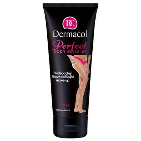 Dermacol Vízálló szépító testalapozó (Perfect Body Make-up) 100 ml (árnyék Desert)