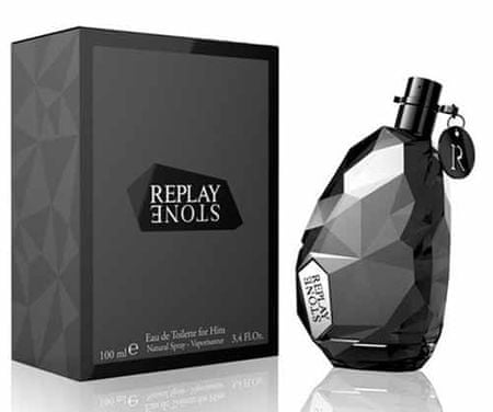 Replay Stone For Him - woda toaletowa 100 ml