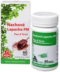 Purus Meda Nachové Lapacho PM (Pau d´Arco) 60 kapslí