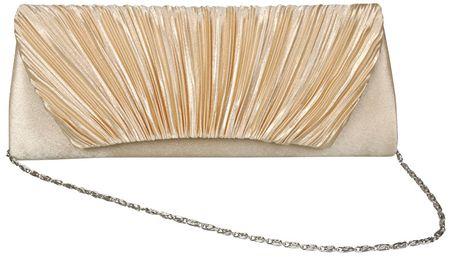 Barolo Listová kabelka 1803 béžové  5095cc48cbc