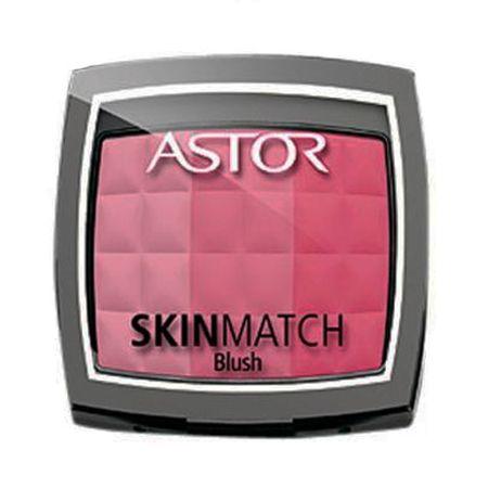 Astor Trio Róż skóry równej (zmętnienia) 8,25 g (cień 002 Peachy Coral)