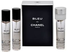 Chanel Bleu De Chanel - EDT náplň (3 x 20 ml)