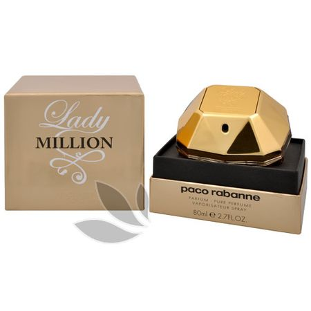 Paco Rabanne Lady Million Absolutely Gold - EDP 80 ml