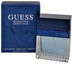 Guess Seductive Homme Blue - woda toaletowa