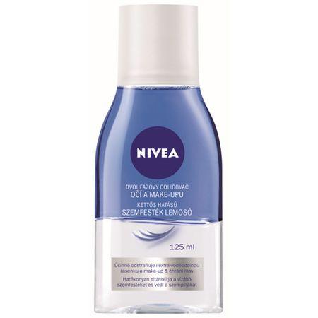 Nivea Kéttős hatású smink- és szemfestéklemosó 125 ml