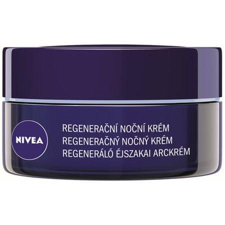 Nivea Aqua Effect regeneráló éjszakai krém normál és vegyes bőrre 50 ml