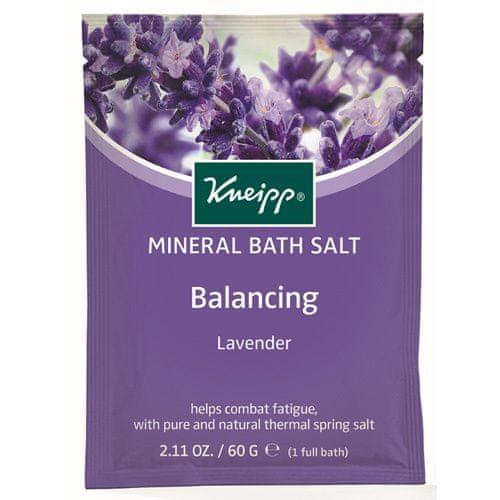 Kneipp Soľ do kúpeľa Levanduľové snívanie