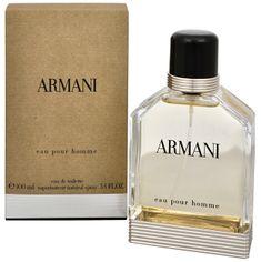 Giorgio Armani Eau Pour Homme 2013 – woda toaletowa