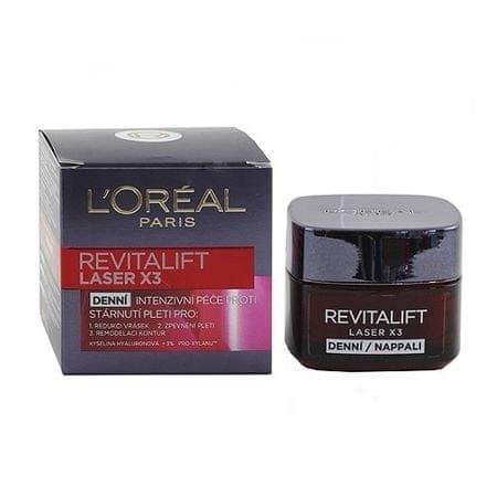 L'Oréal Omladzujúci krém Revitalift Laser X3 50 ml